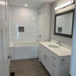After - main bathroom